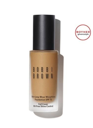 Bobbi Brown Bobbi Brown Skin Long-Wear Weightles Spf15 - Natural Fondöten Renksiz